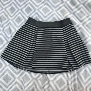 Striped Skater Skirt • Pretty Little Liars.